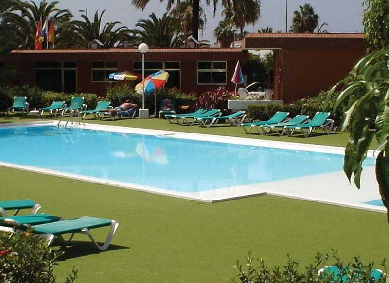 Holidays at Dona Rosa Bungalows in Playa del Ingles, Gran Canaria