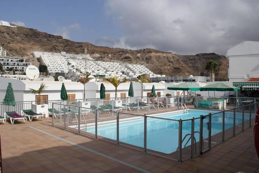 Holidays at Montecarlo Apartments in Puerto Rico, Gran Canaria