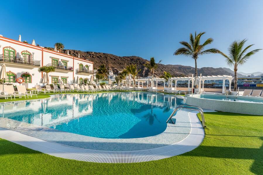 The hotel puerto de mogan puerto mogan gran canaria canary islands book the hotel puerto de - Puerto mogan gran canaria ...