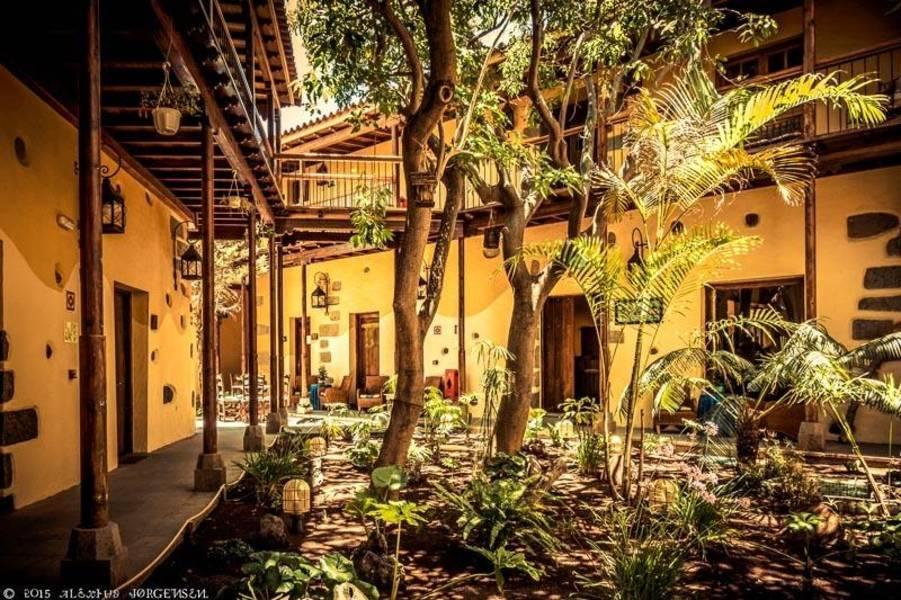 Holidays at Rural Casa de los Camellos Hotel in Aguimes, Gran Canaria