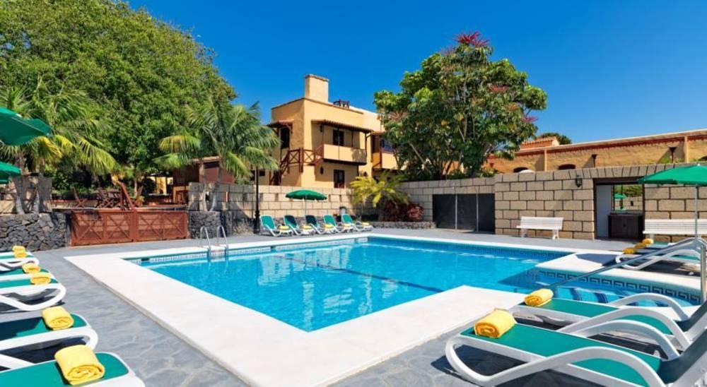 Holidays at Rural Finca Salamanca Hotel in Guimar, Tenerife