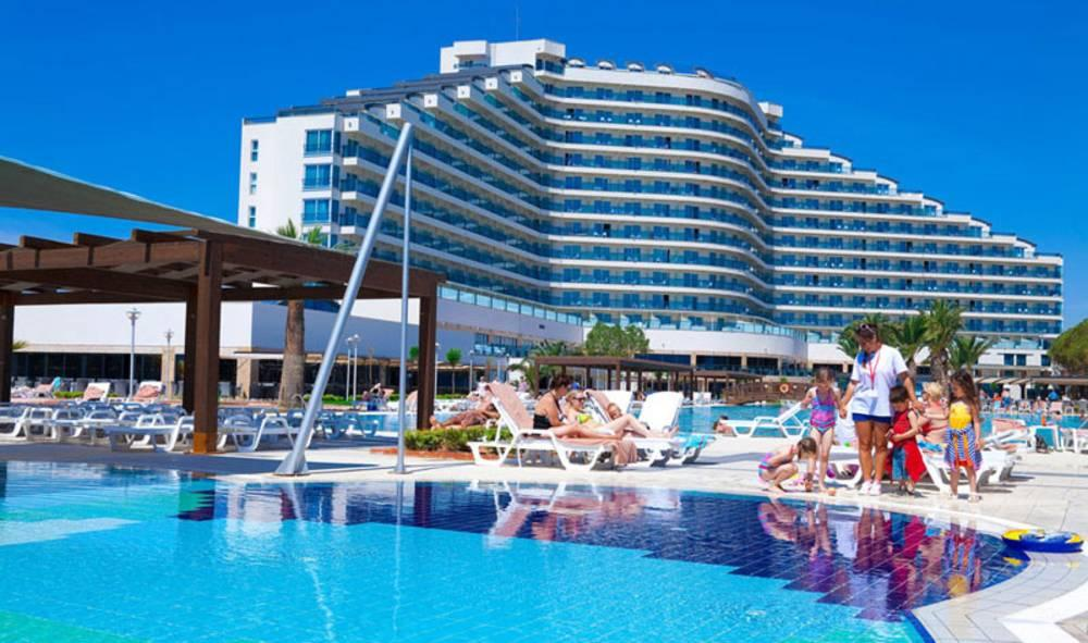 Holidays at Venosa Beach Resort and Spa Hotel in Altinkum, Bodrum Region