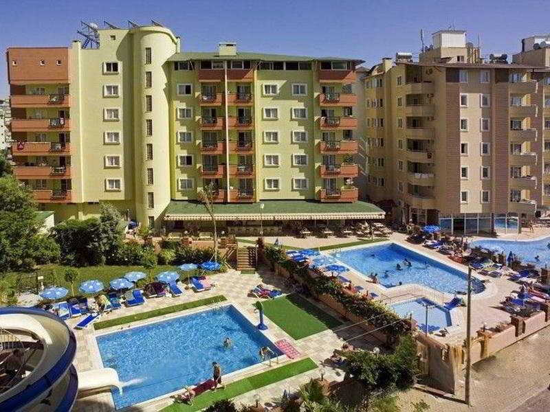 Holidays at Riviera Apartments in Alanya, Antalya Region