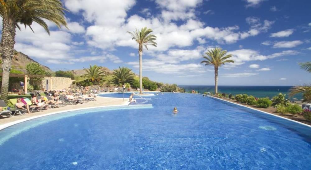 Holidays at Playitas Hotel in Playitas, Fuerteventura