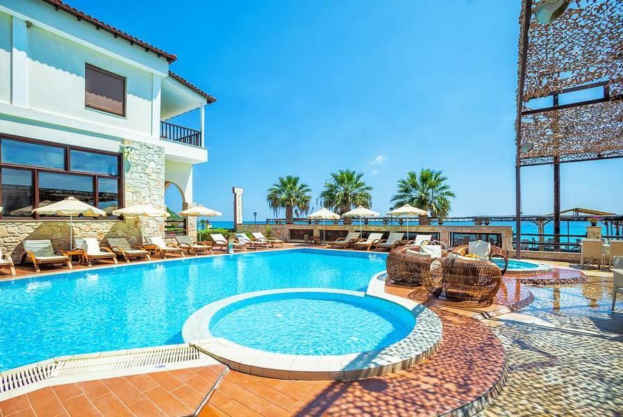 Holidays at Possidi Paradise Hotel in Possidi, Halkidiki