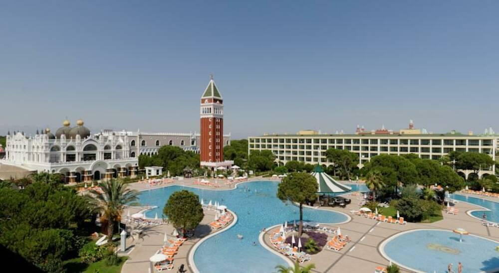Holidays at Venezia Palace Hotel in Kundu, Lara Beach