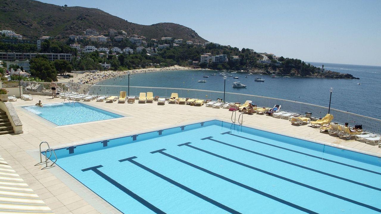 Holidays at Almadraba Park Hotel in Roses, Costa Brava