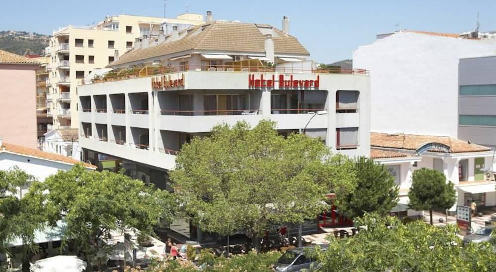 Holidays at Bulevard Hotel in Platja d'Aro, Costa Brava