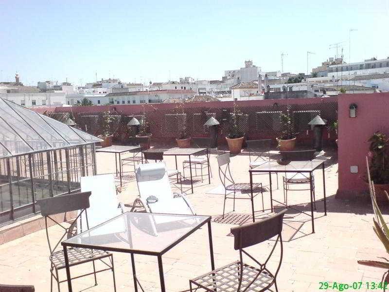 Holidays at Bellas Artes Hotel in Jerez, Costa de la Luz