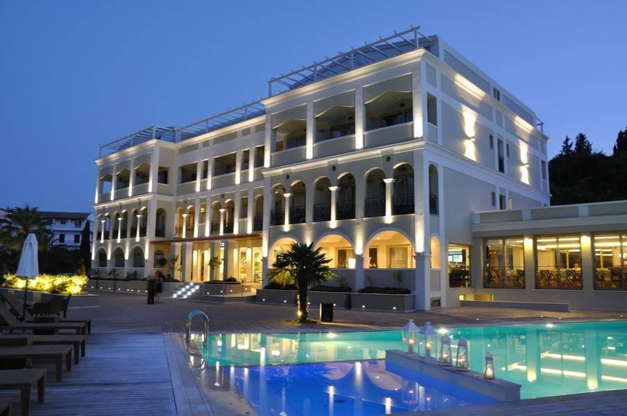 Holidays at Corfu Mare Hotel in Corfu Town, Corfu