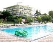 Holidays at Kopsis Beach Hotel in Pefkohori, Halkidiki