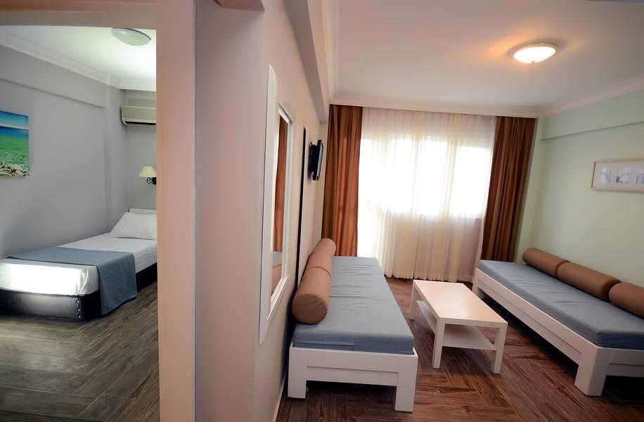 Holidays at Two Seas Luxury Suites in Marmaris, Dalaman Region