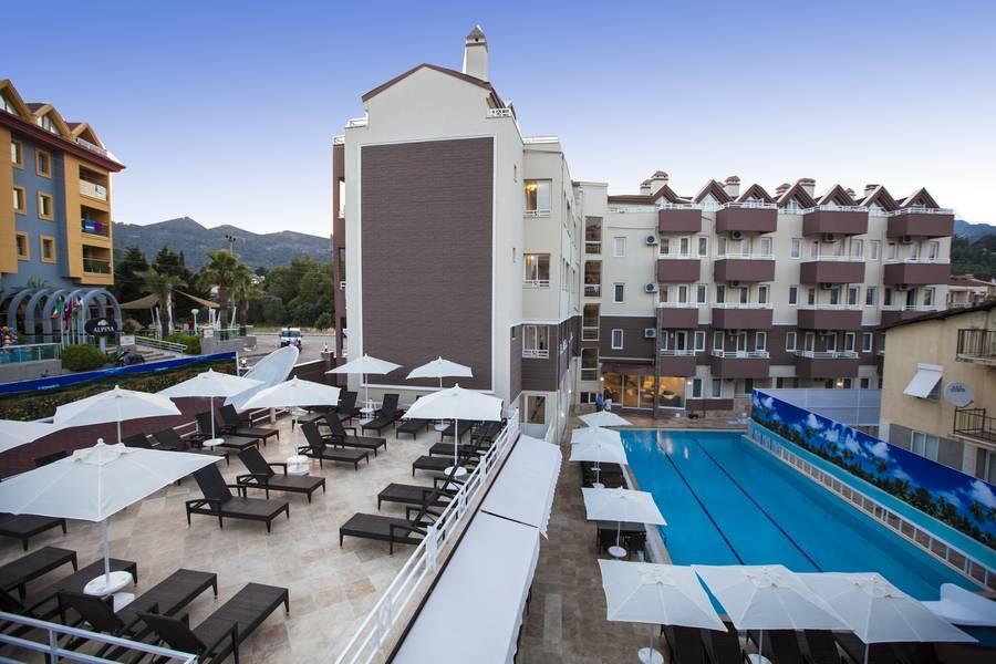 Holidays at Comet Deluxe Hotel in Marmaris, Dalaman Region