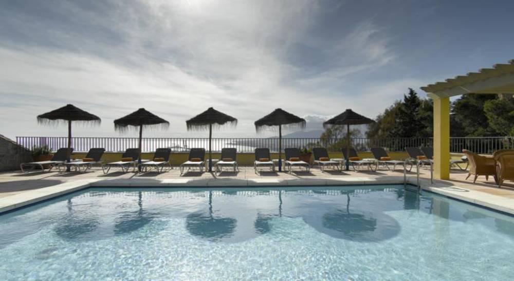 Holidays at Parador De Malaga Gibralfaro Hotel in Malaga, Costa del Sol