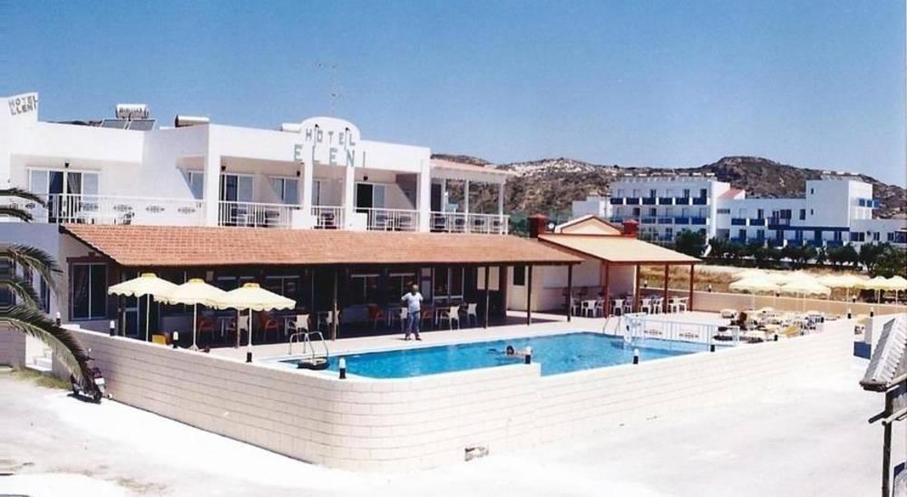 Holidays at Eleni Hotel in Kefalos, Kos