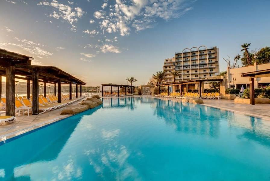 Holidays at Sunny Coast Resort Club in Qawra, Malta