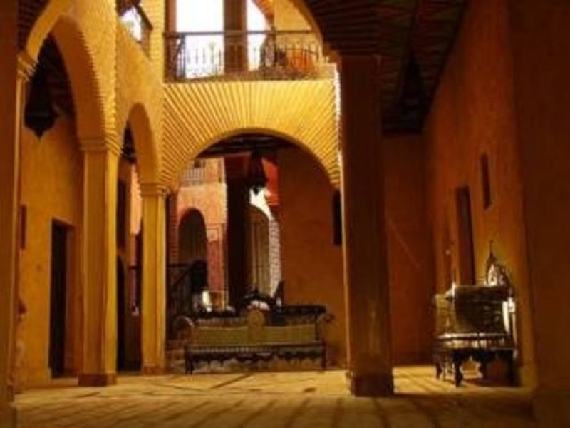 Holidays at Kasbah Le Mirage in Palm Groves, Marrakech