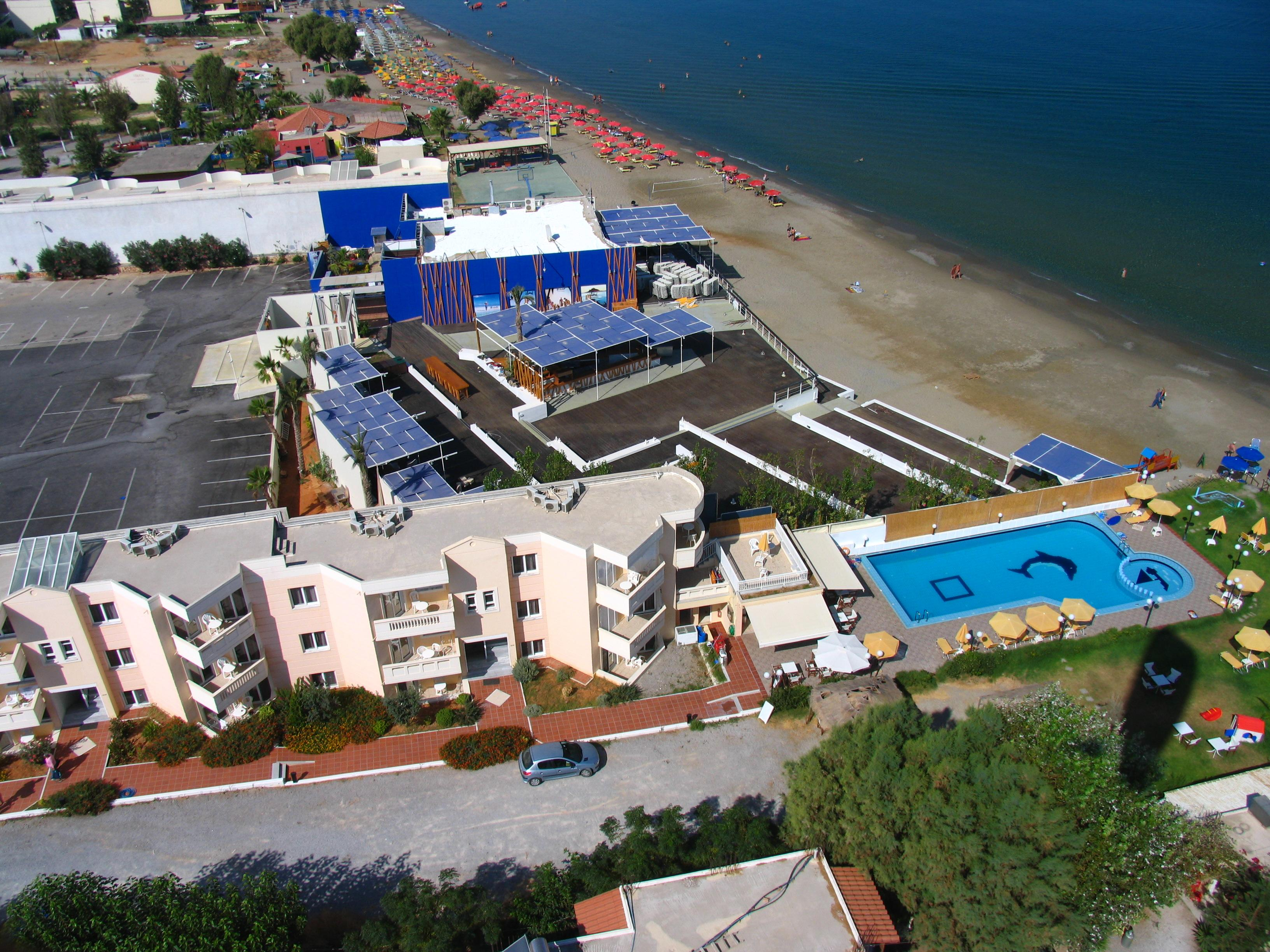 Holidays at Coral Beach Hotel Apartments in Agia Marina, Crete
