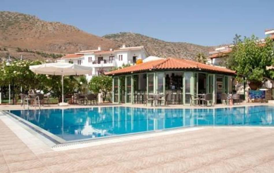 Holidays at Villa Vicky Hersonissos Hotel in Hersonissos, Crete