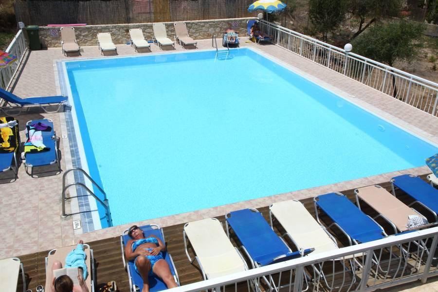 Holidays at Acropolis Apartments Hotel in Hersonissos, Crete