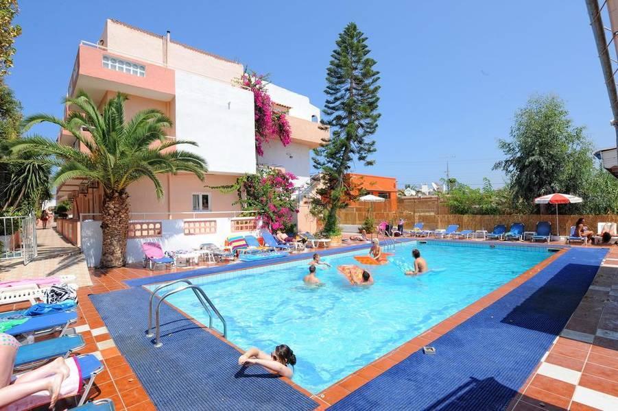 Holidays at Primavera Beach Malia Hotel in Malia, Crete