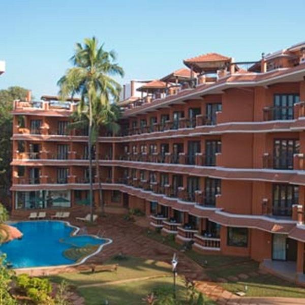 Holidays at Baga Marina Hotel in Baga Beach, India