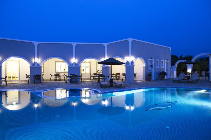 Holidays at Maistros Village Hotel in Karterados, Santorini