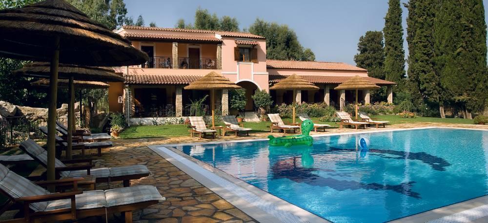 Holidays at Corfu Club Suites in Gouvia, Corfu
