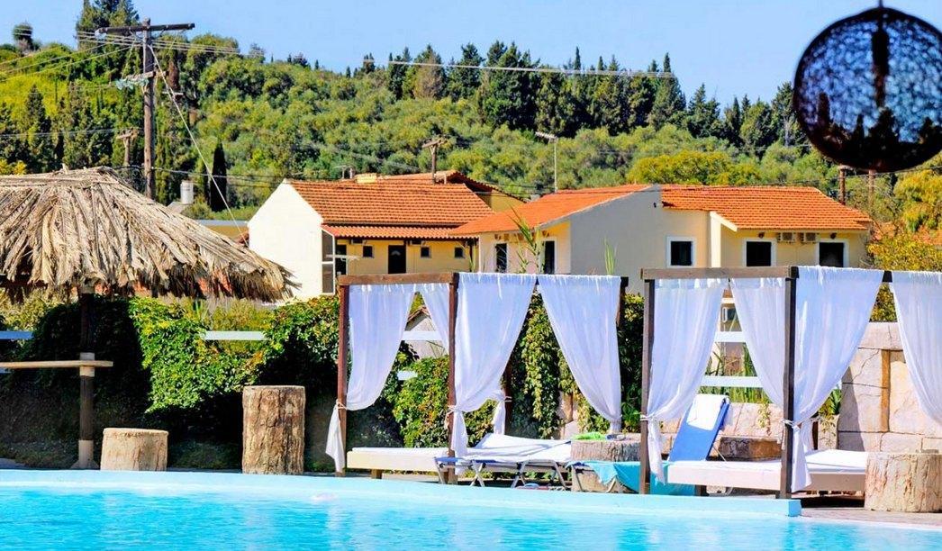 Island Beach Resort Kavos Corfu Greece Book Island Beach