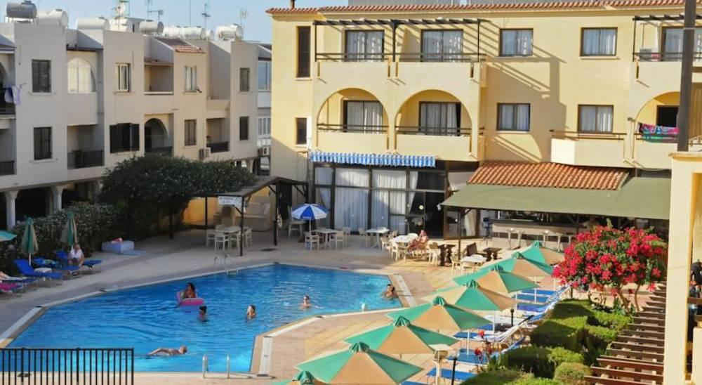 Holidays at Amore Apartments in Protaras, Cyprus