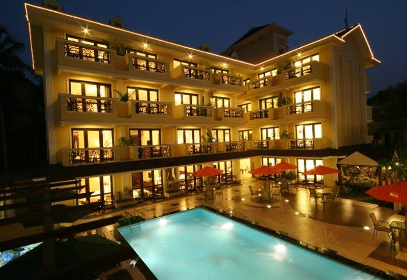 Holidays at Resort De Coracao Hotel in Calangute, India