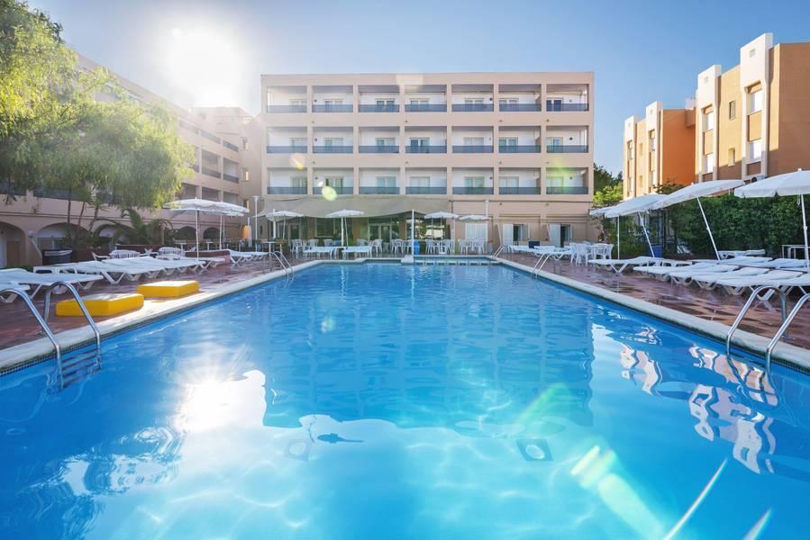 Holidays at Azuline Sunshine Apartments - Adults Only in San Antonio Bay, Ibiza