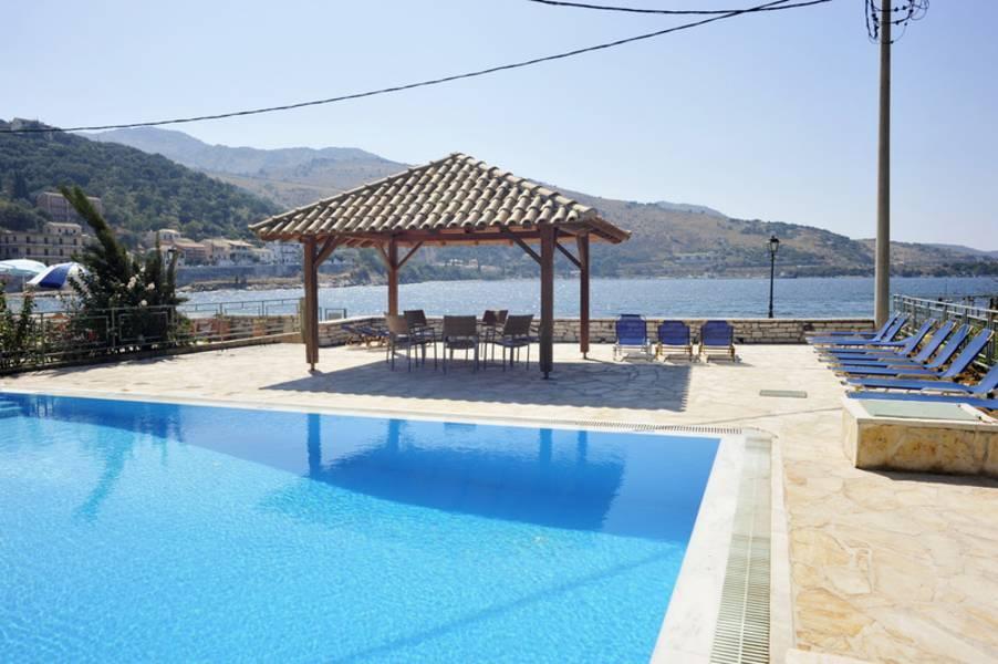 Holidays at Marika Apartments Corfu in Kassiopi, Corfu