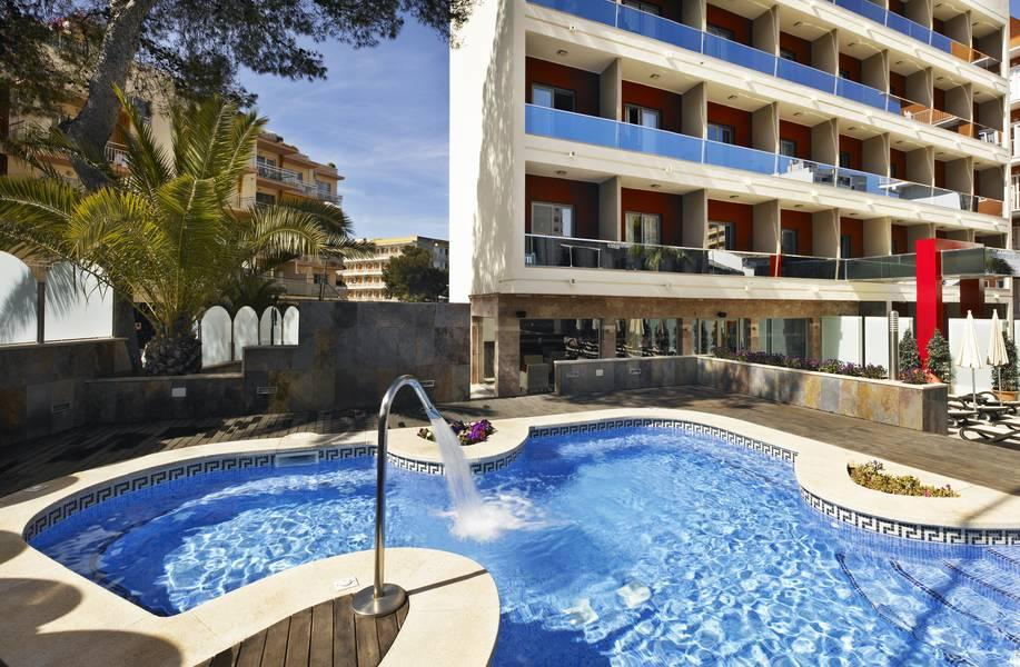 Holidays at Mediterranean Bay Hotel in El Arenal, Majorca