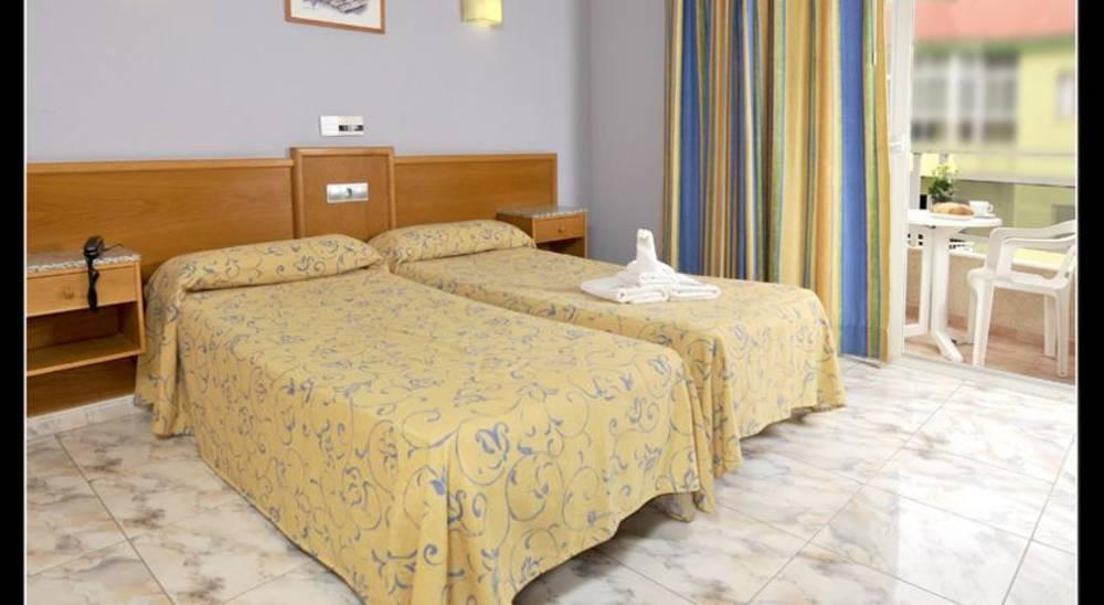 Holidays at Carel Hotel in El Medano, Tenerife