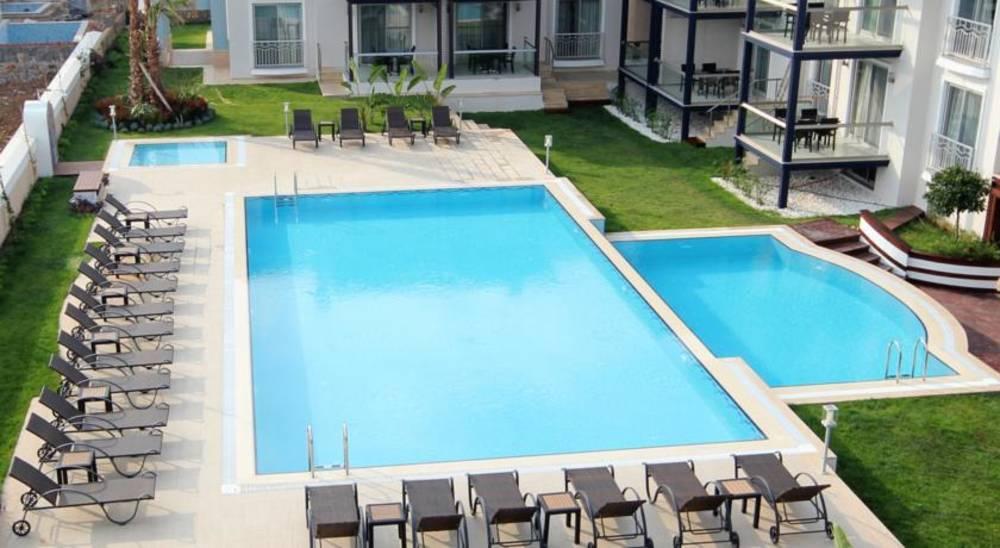 Holidays at Diana Residence Hotel in Calis Beach, Dalaman Region