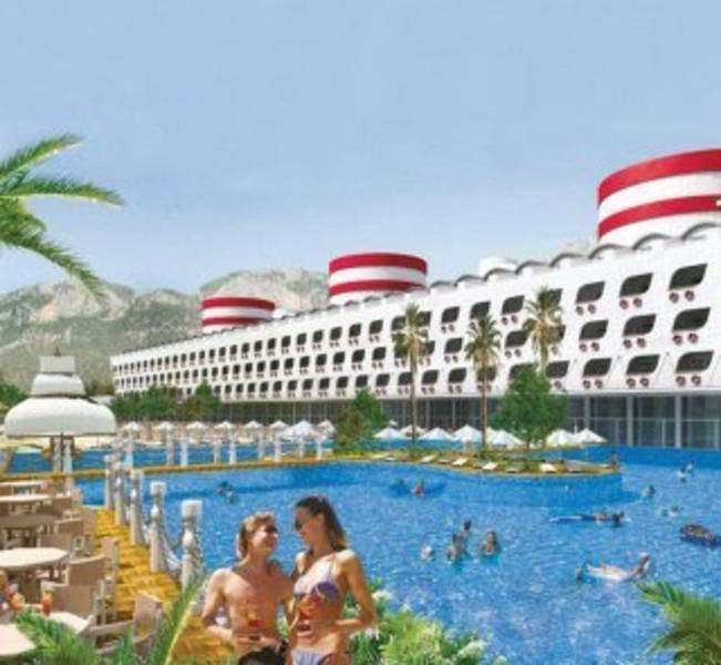 Transatlantik Hotel And Spa Kemer Antalya Region Turkey Book Transatlantik Hotel And Spa Online