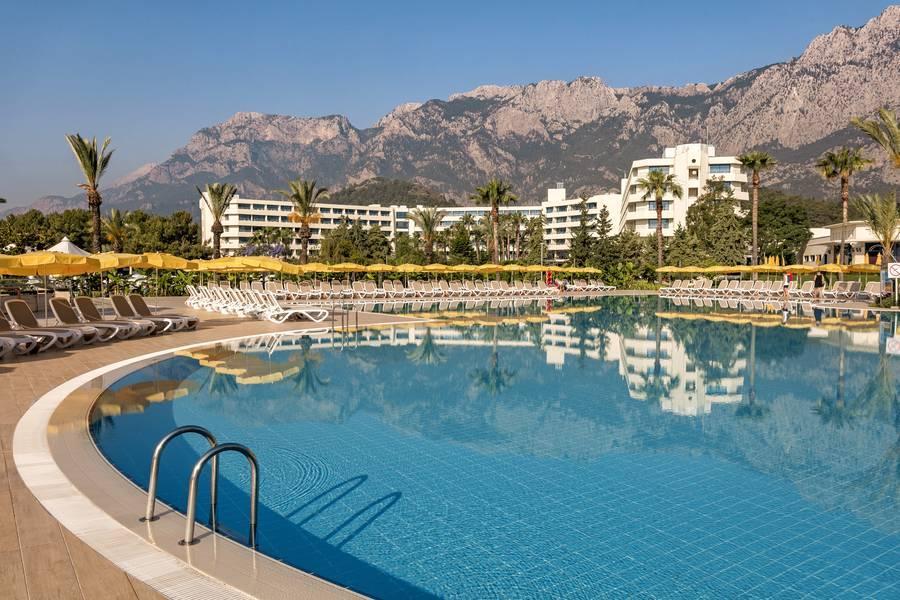 Mirage Park Hotel Antalya