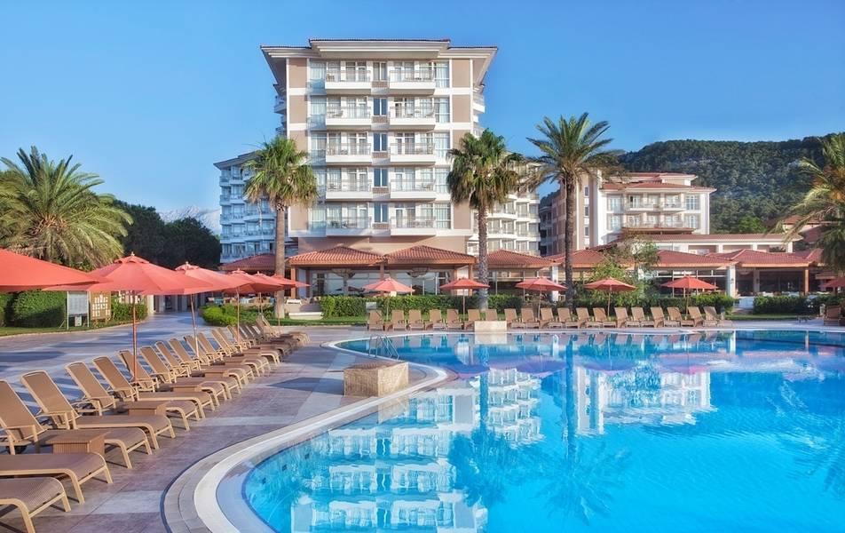 Holidays at Akka Alinda Hotel in Kiris, Kemer
