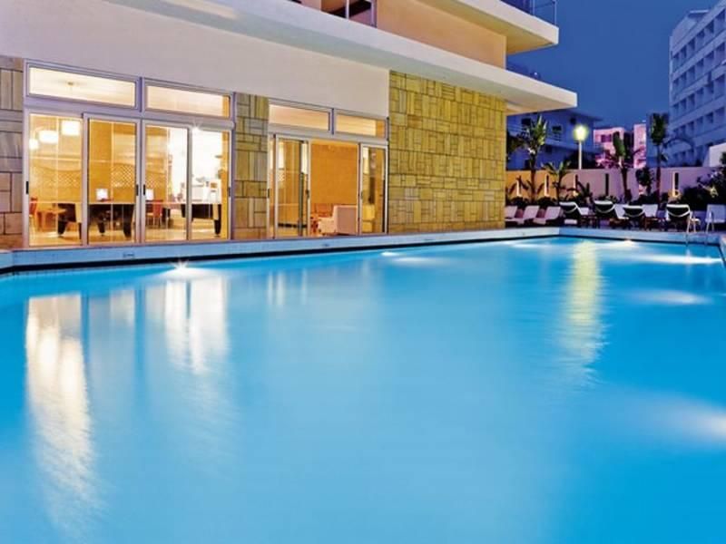 Holidays at Athena Hotel in Rhodes Town, Rhodes