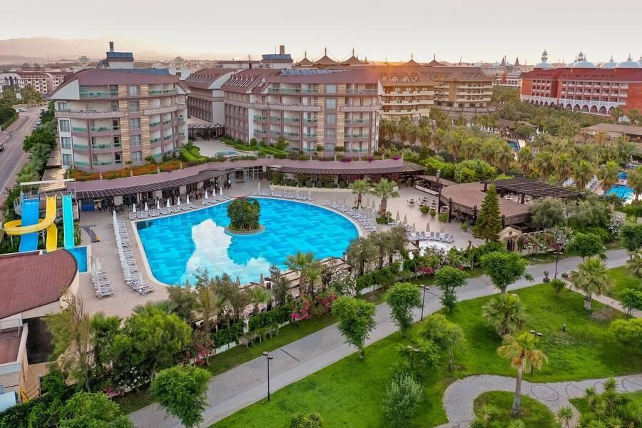 Holidays at Seamelia Beach Resort Hotel & Spa in Side, Antalya Region