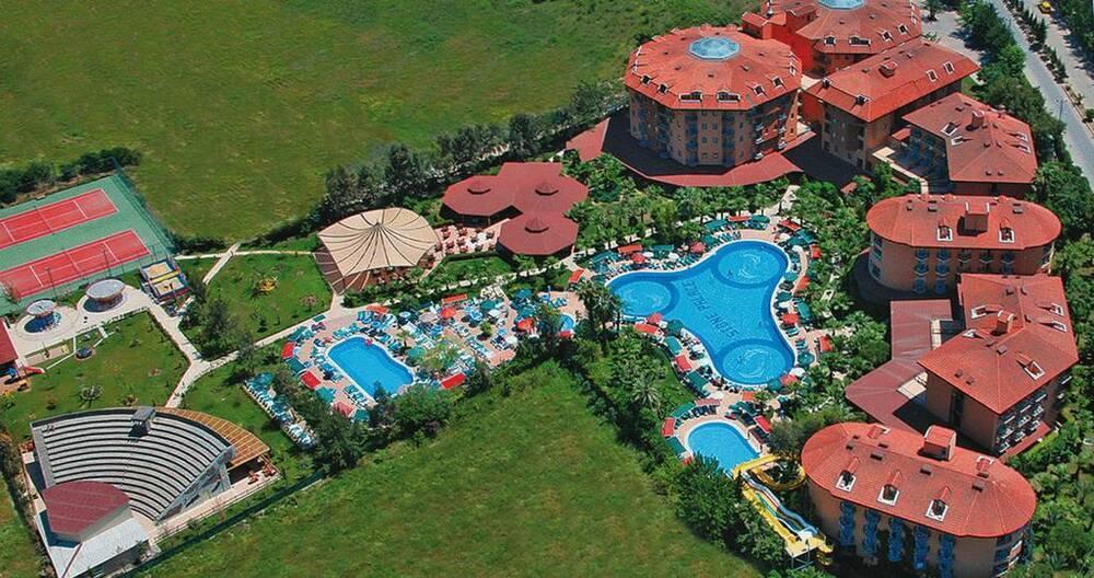 Holidays at Otium Family Stone Palace in Colakli, Side