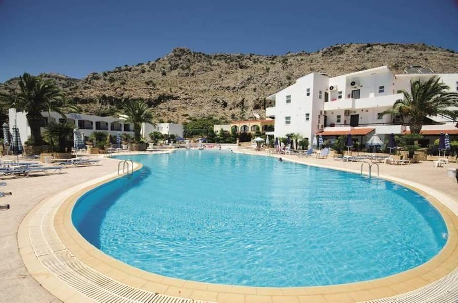 Holidays at Coliseum Studios & Apartments in Pefkos, Rhodes