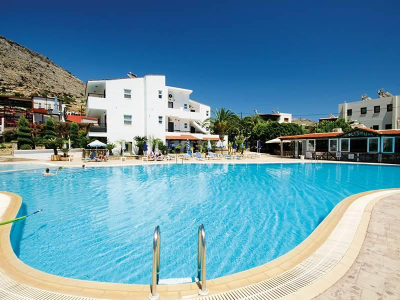 Holidays at Coliseum Studios & Apartments in Pefkos, Rhodes