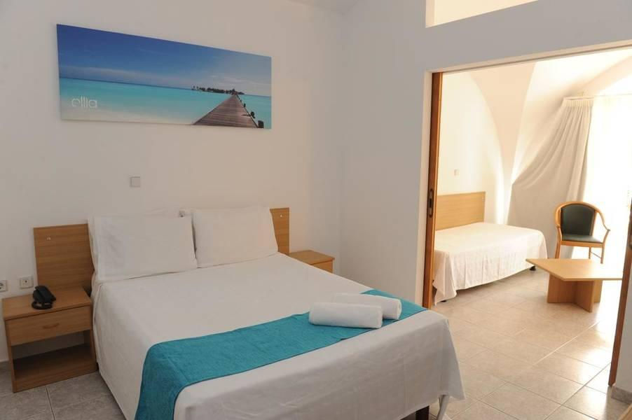 Holidays at Smartline Ellia Hotel in Lardos, Rhodes