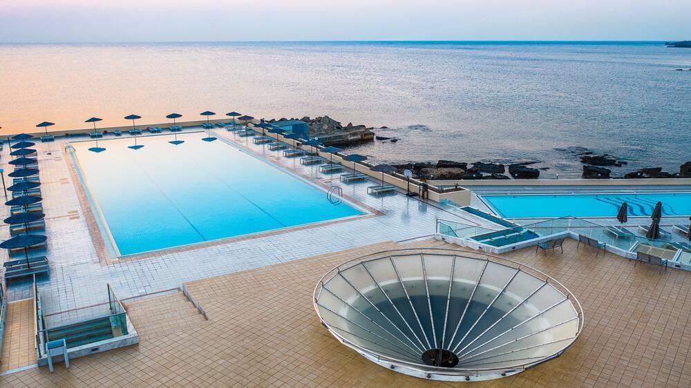 Holidays at Eden Roc Hotel in Kalithea, Rhodes