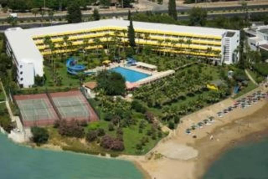 Holidays at Yalihan Aspendos Hotel in Avsallar, Antalya Region