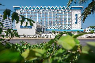 Holidays at Ozkaymak Alaaddinn Hotel in Avsallar, Antalya Region