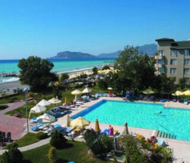 Holidays at Sunset Beach Hotel in Kestel, Alanya