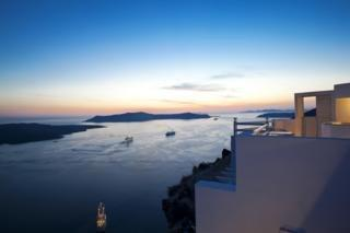 Holidays at Adamant Suites in Fira, Santorini